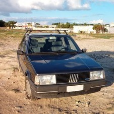 Fiat Regata Turbo Diesel Super