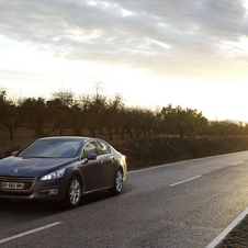 Peugeot 508 2.0 HDi Active Auto