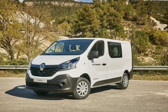 Renault Trafic 9L L1H1 1,2T 1.6 dCi S&S