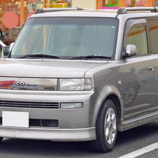 Toyota bB Open Deck
