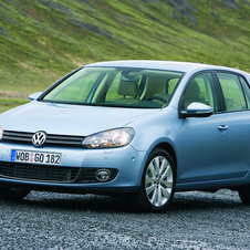 Volkswagen Golf VI 1.4I TSI 160cv Highline