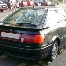 Audi Coupé 2.6 Automatic