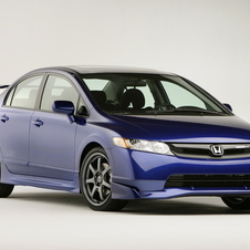 Honda Civic Mugen Si Sedan