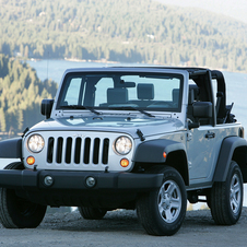 Jeep Wrangler 2.8 CRD ATX Adventure Pick up