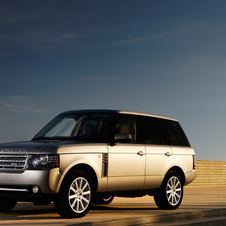 Land Rover Range Rover 5.0 V8 S/C Autobiography