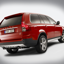 Volvo XC90 D5 200hp R-Design Geartronic
