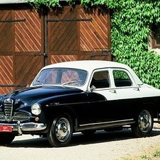 Alfa Romeo 1900 Berlina Super