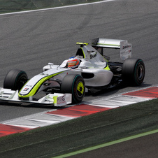 Brawn GP BGP001 Mercedes
