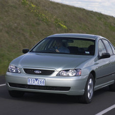 Ford Falcon XT E-Gas