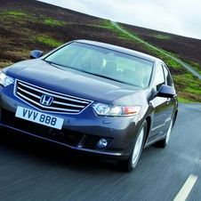 Honda Accord 2.2 i-DTEC Executive Navi Limited Edition