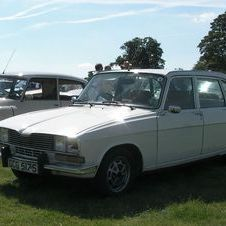 Renault 16 TX Automatic