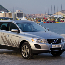 Volvo XC60 D4 AWD Ocean Race Geartronic