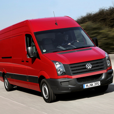 Volkswagen Crafter 35 FCA 2.0 TDI BlueMotion