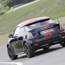 MINI (BMW) John Cooper Works Coupé