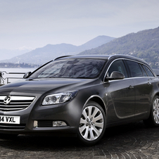 Vauxhall Insignia Sports Tourer 1.4T SE