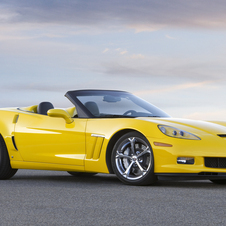 Chevrolet Corvette GS Convertible LT2