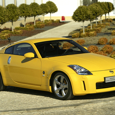 Nissan 350Z 35th Anniversary Edition