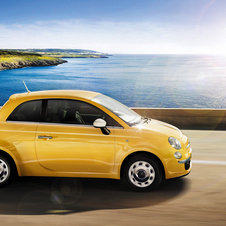 Fiat 500 1.2 8V Happy Birthday