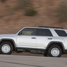 Toyota 4 Runner Trail 4X4