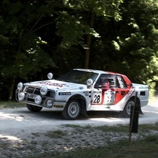Toyota had lots of rally success in the late 80s and 90s