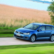 Volkswagen Golf Variant Highline BlueMotion Technology 2,0 TDI
