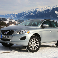 Volvo XC60 D4 R-Design Geartronic