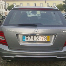 Mercedes-Benz C 250 CDI BlueEfficiency T-Modell Elegance