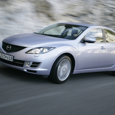 Mazda 6 MZR-CD 2.0 Exclusive Plus