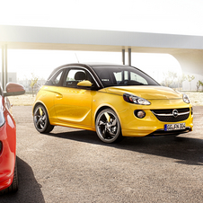 Opel ADAM SLAM 1.4