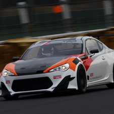 The GT86 is Toyotas new sporty car