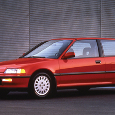 Honda Civic CRX 1.5