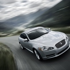 Jaguar XF 3.0D V6 211cv Luxury