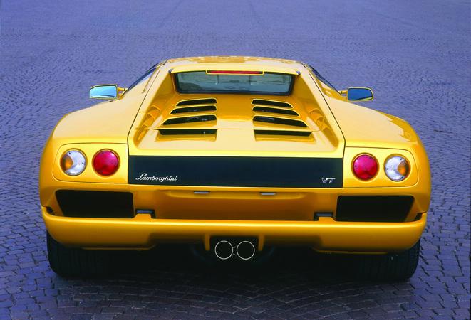 Lamborghini Diablo Vt 6.0. Lamborghini Diablo VT 6.0