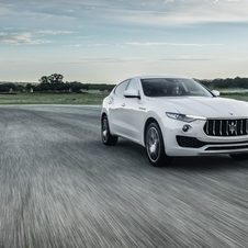 Maserati Levante V6 D GranSport
