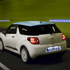 Citroën DS3 1.2 VTi CVM So Chic