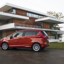 Ford B-Max 1.5 TDCi 1st Edition