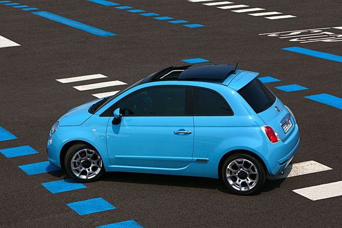 Fiat 500 1.3 Multijet 16v 95hp Lounge S&S photo :: Fiat gallery :: 227 ...