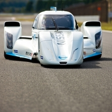 It will make its race debut at the 24 Hours of Le Mans