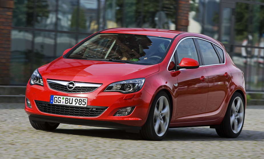 Opel Astra 1.7 CDTI 125CV Station Wagon Cosmo Usate PIOVE ...