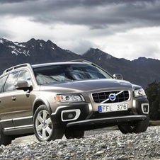 Volvo XC70 T6 Momentum Geartronic