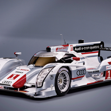 Audi R18 E-Tron Quattro: An All-Wheel Drive Diesel Hybrid for Le Mans
