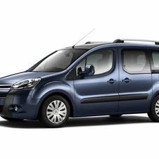 Citroën Berlingo 1.6 e-HDi Airdream ETG6 625 Club
