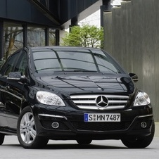 Mercedes-Benz B 200 TURBO