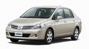 Nissan Tiida Latio 1.8