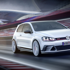 The GTI Clubsport is being launched to celebrate the 40th anniversary of the GTI