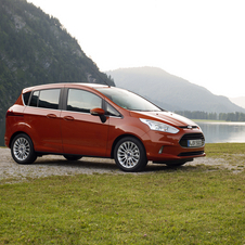 Ford B-Max 1.6 TDCi 1st Edition