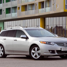 Honda Accord Tourer 2.4