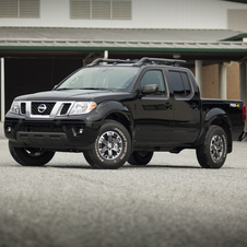 Nissan Frontier SV Crew Cab 4x4 SWB V6 Automatic