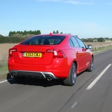 Volvo S60 1.6 T4 R-Design Powershift