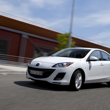 Mazda 3 CS MZ-CD 1.6 Exclusive